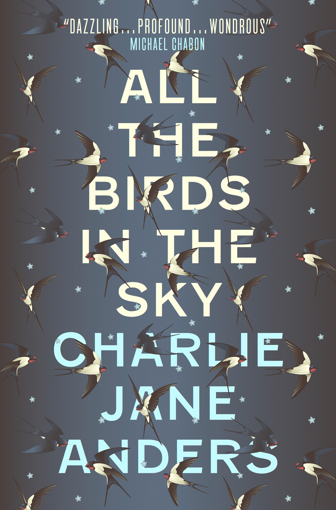 All the Birds in the Sky_Design by Will Staehle