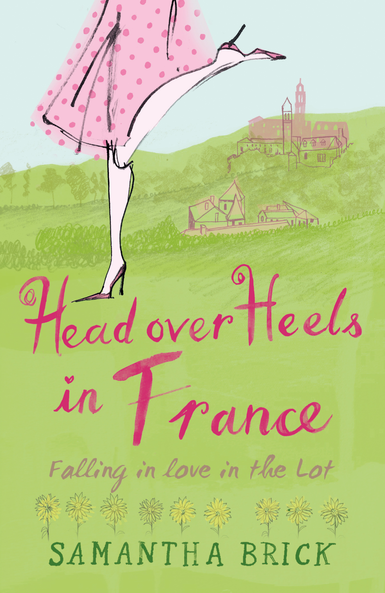 Head Over Heels in France_COVER.indd